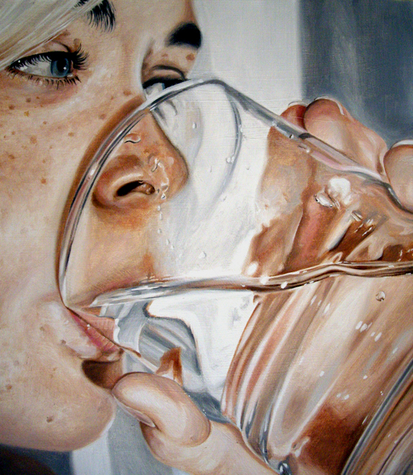 realistic painters