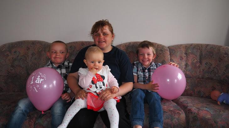 Livet med min älskade familj