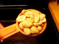 Peanuts in the salsa make it even tastier!