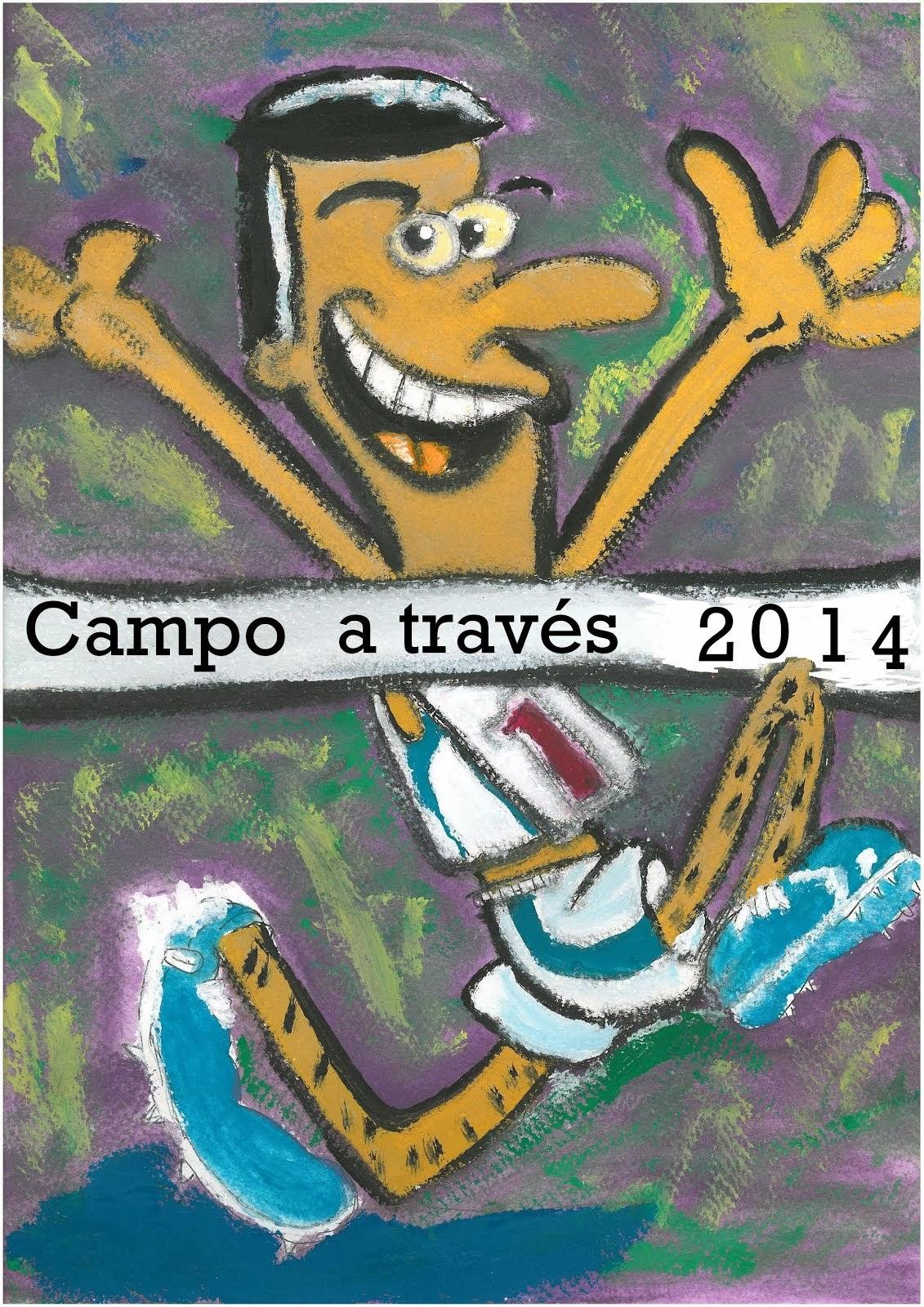 CAMPEONATO GALLEGO CAMPO A TRAVÉS 2014      A GUARDA