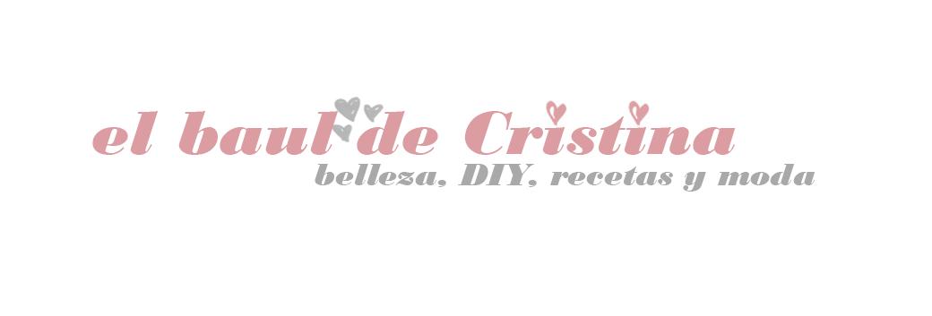 EL BAUL DE CRISTINA