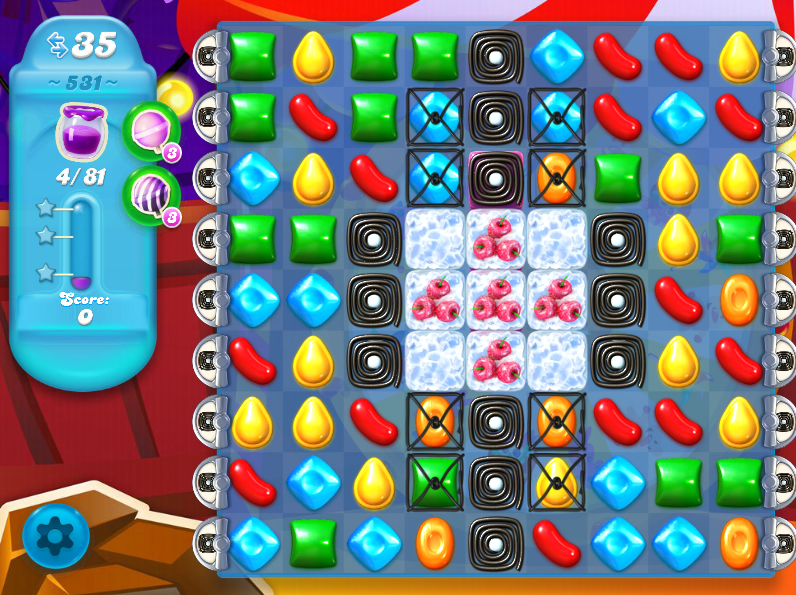 Candy Crush Soda 531