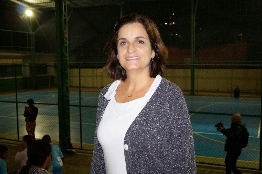 A diretora do Cerom, Heloísa Carneiro de Castro, enumera as vantagens do programa para os alunos