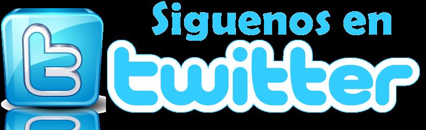 ...¡Y como es gratis,  también en Twitter!