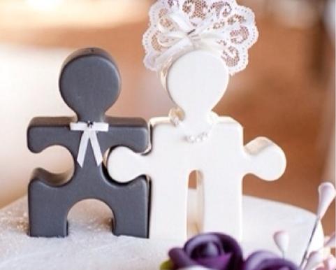Unique Wedding Cake Toppers Calluna Events