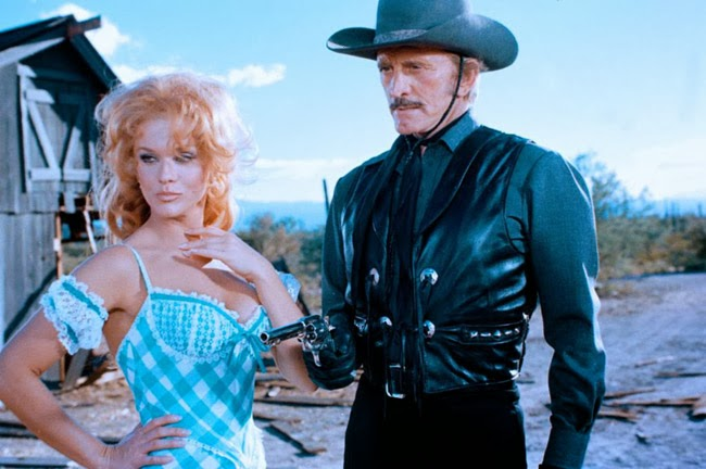 The Villain - Cactus Jack Starring Kirk Douglas and Ann-Margret