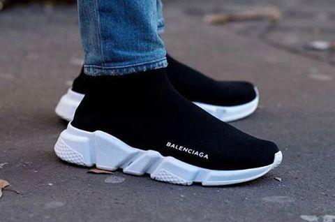 Balenciaga Mens Runway Shoes