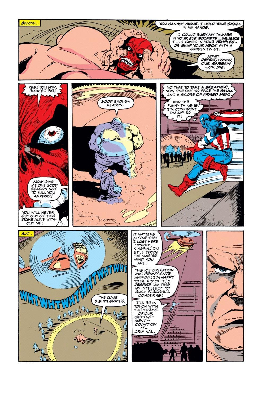 Captain America (1968) Issue #378 #311 - English 16