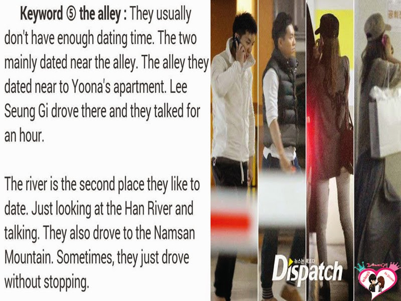 lee seung gi yoona dating youtube When these dating news were revealed, the entire k-pop industry was stunned yoona and lee seung gi even before the two started dating, lee seung gi often admitted that girl's generation's yoona was his ideal type here's how much pony made last year thanks to her youtube fame.