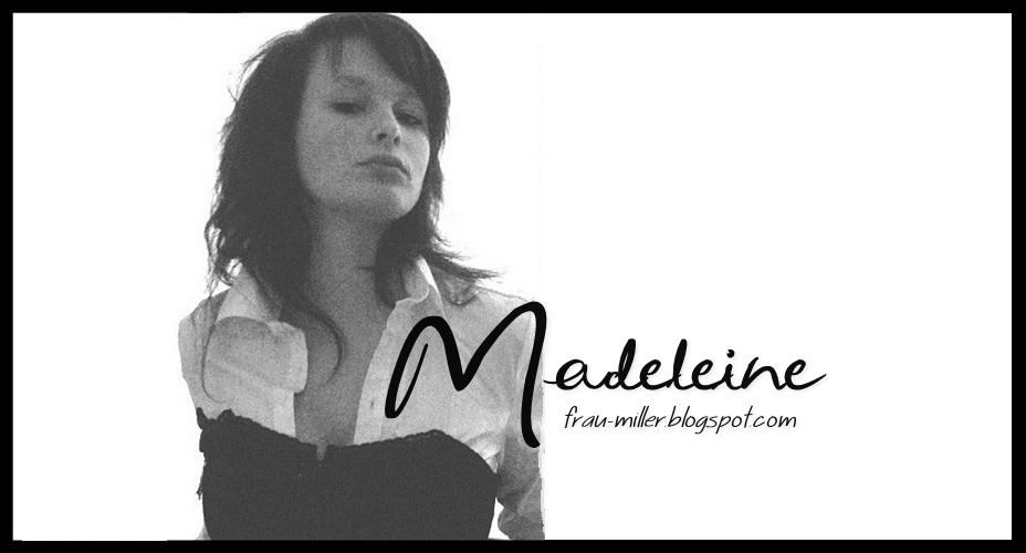 Frau Miller by Madeleine