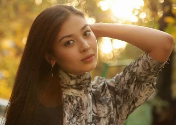 beautiful Aliya Telebarisova