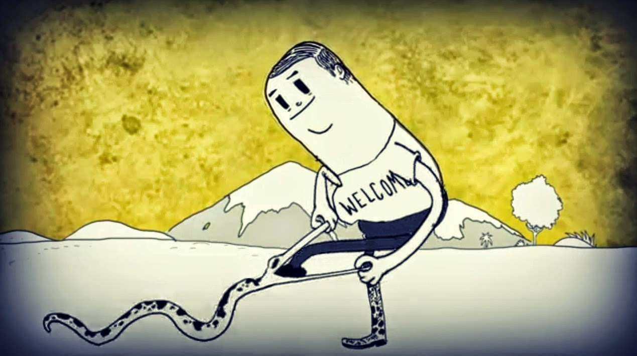 Everything Wrong With Humanity, In A Short Animated Film