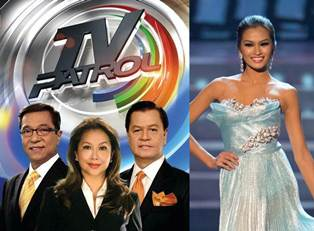Kantar Media (December 19-20) TV Ratings: Miss Universe 2012 Pushes TV Patrol to No. 1 Spot