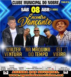CLUBE MUNICIPAL DO NOBRE - ENCONTRO DANÇANTE.