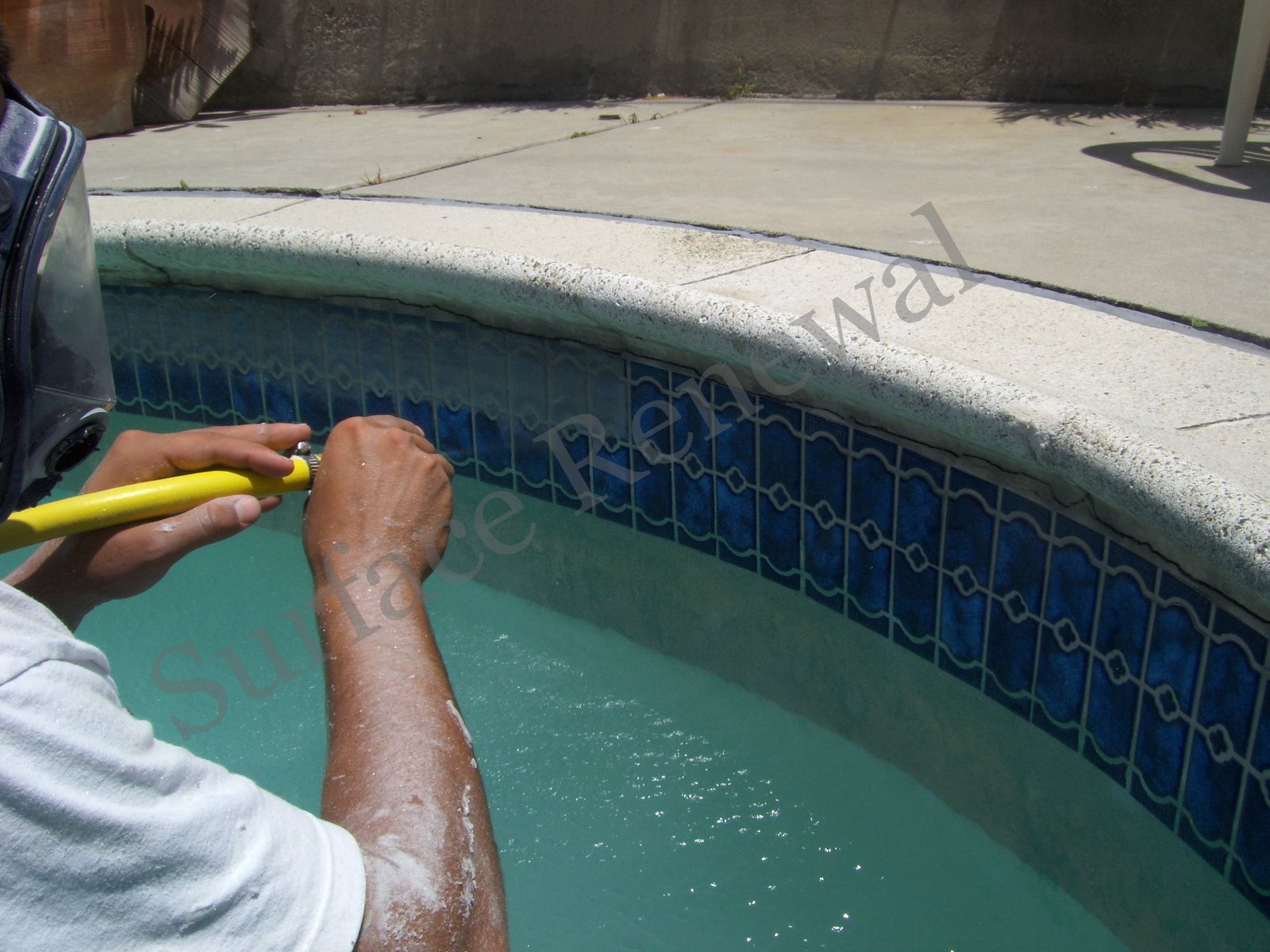 Pool Tile Cleaning Equipment Tile Design Ideas