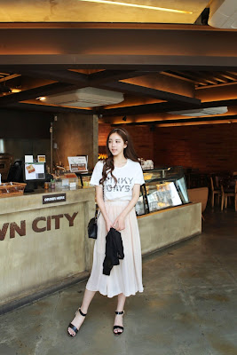 Do Hwe Ji - Casual Beauty Pretty Girl