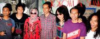 Jokowi Silaturahmi Ke Gang Potlot (SLANK)