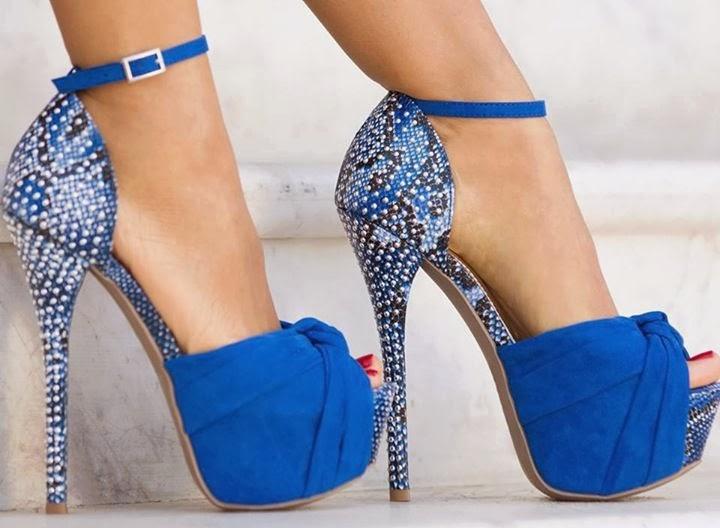 i fresh fashion high heels shoe trends 2014
