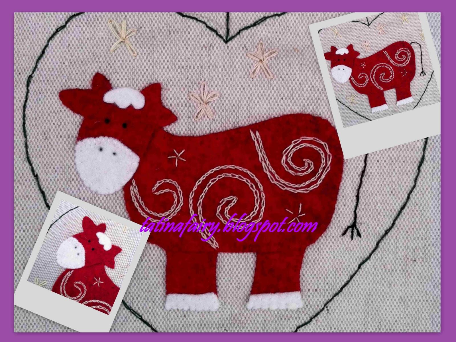 Paola fairy mucca e diversi tipi di punto - Diversi tipi di carta ...