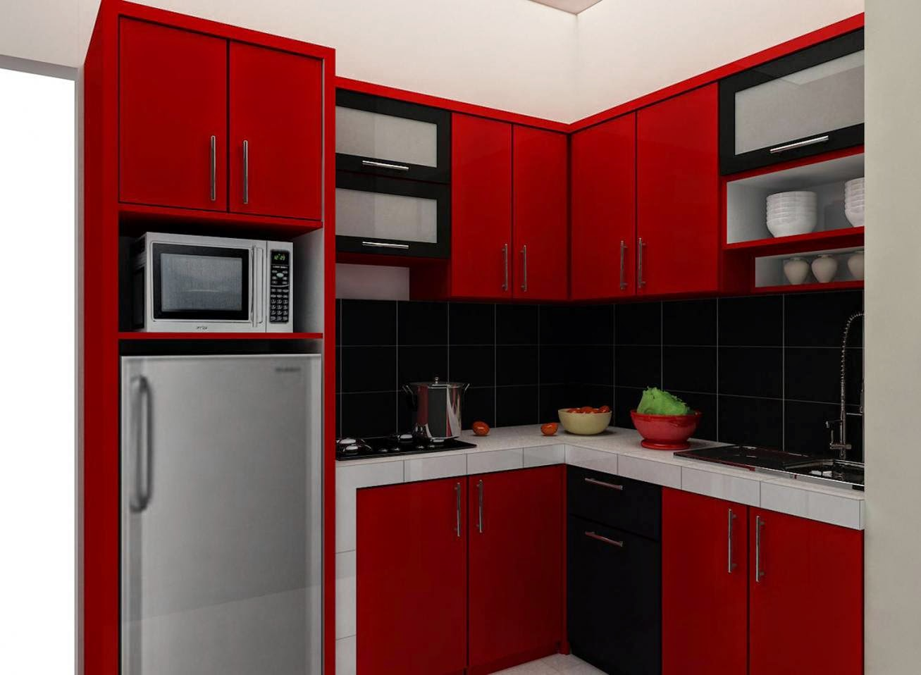 Pesan Kitchen Set Bandung