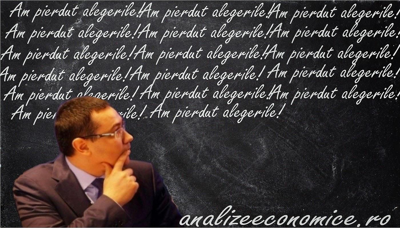Ponta demisionează din funcția de prim-ministru