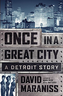 once in a great city review