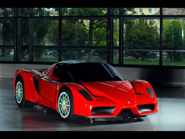 Foto Mobil Konsep Ferrari Millechili 03