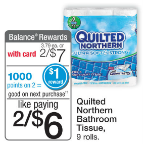 Extreme Couponing Mommy Stockup Price On Quilted Northern Bathroom Tissue