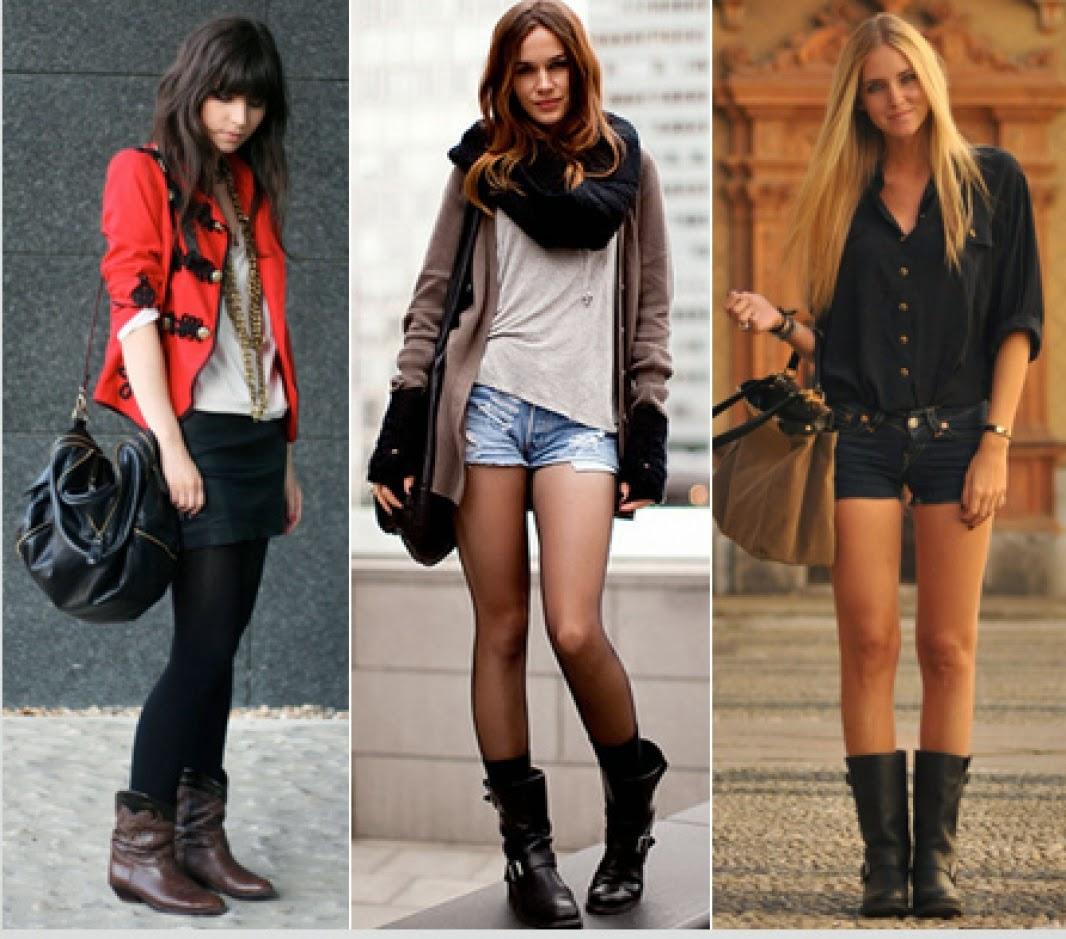 Tendência Inverno 2015: Botas - Tornando Moda