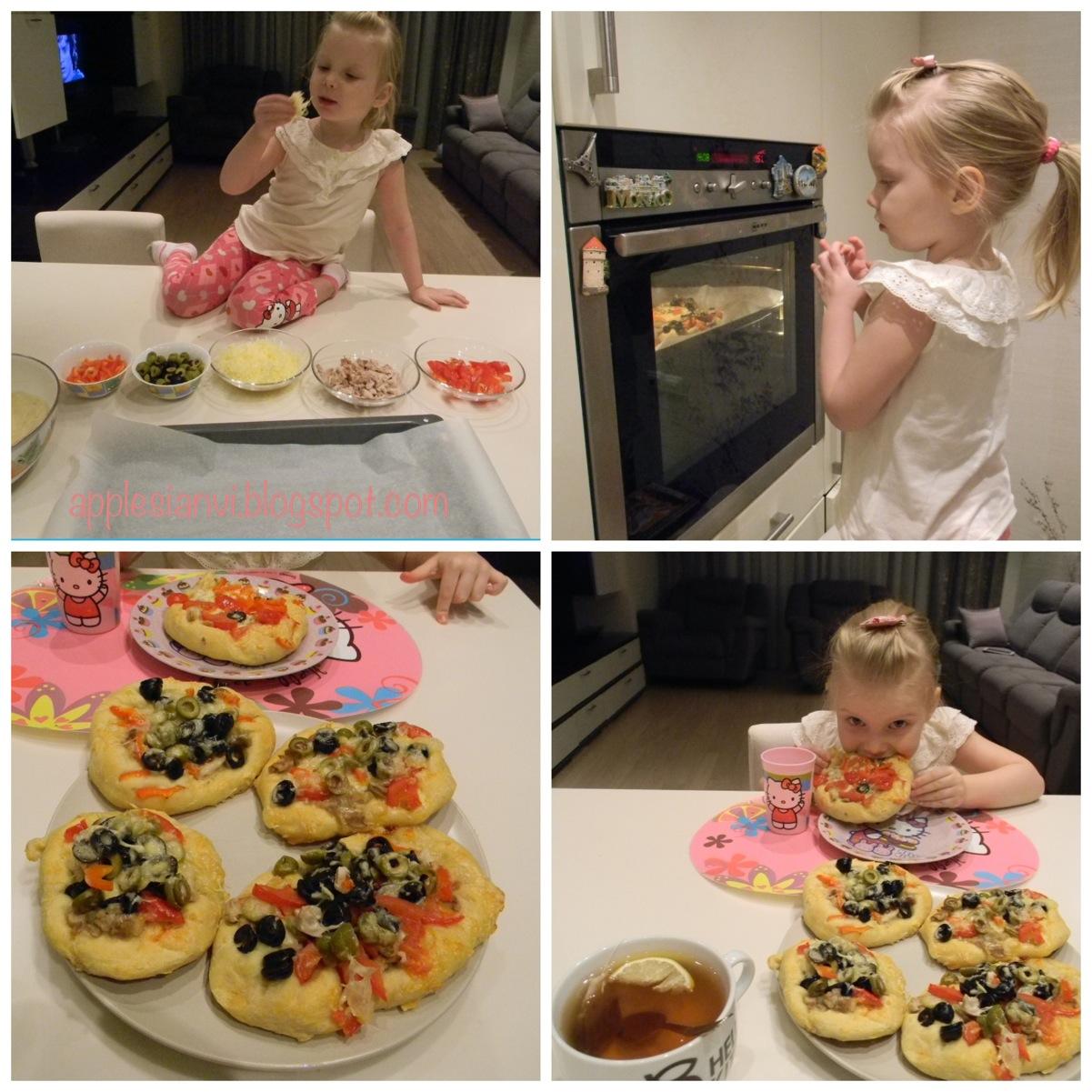 джейми оливер рецепт теста для пиццы