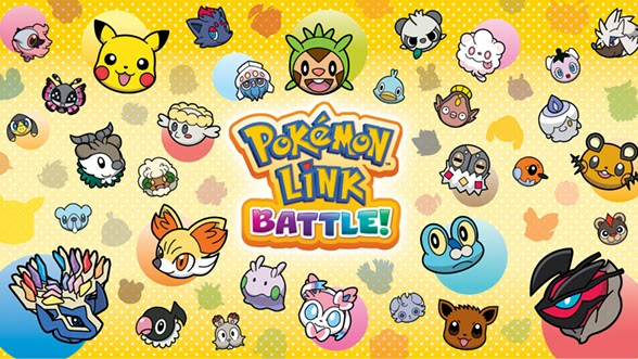Pokémon Link: Battle!