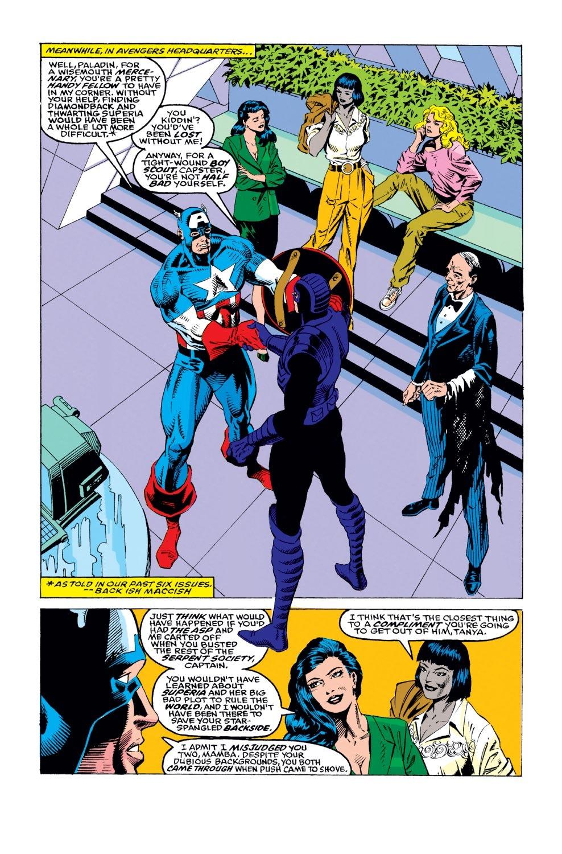 Captain America (1968) Issue #393 #326 - English 12