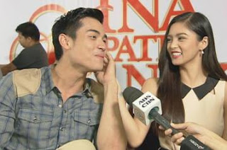 Actor Xian Lim revealed that his mother approves of Kim Chiu and only