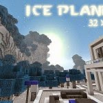 IcePlanet  Minecraft Hileleri Ve Modları Ice Planet Resource Pack 1.7.9/1.8.1