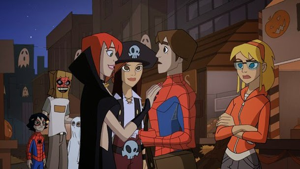 Spider-Man animatedilmreviews.filminspector.com