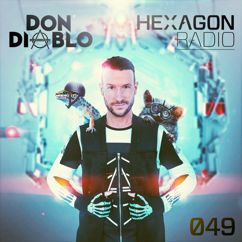 Don Diablo - Hexagon Radio Episode 049