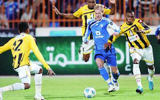 أهداف مباراة الاتحاد والهلال 1-1 في كأس خادم الحرمين الشريفين 26-4-2012