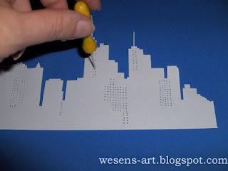 Lamp from Canvas 07     wesens-art.blogspot.com