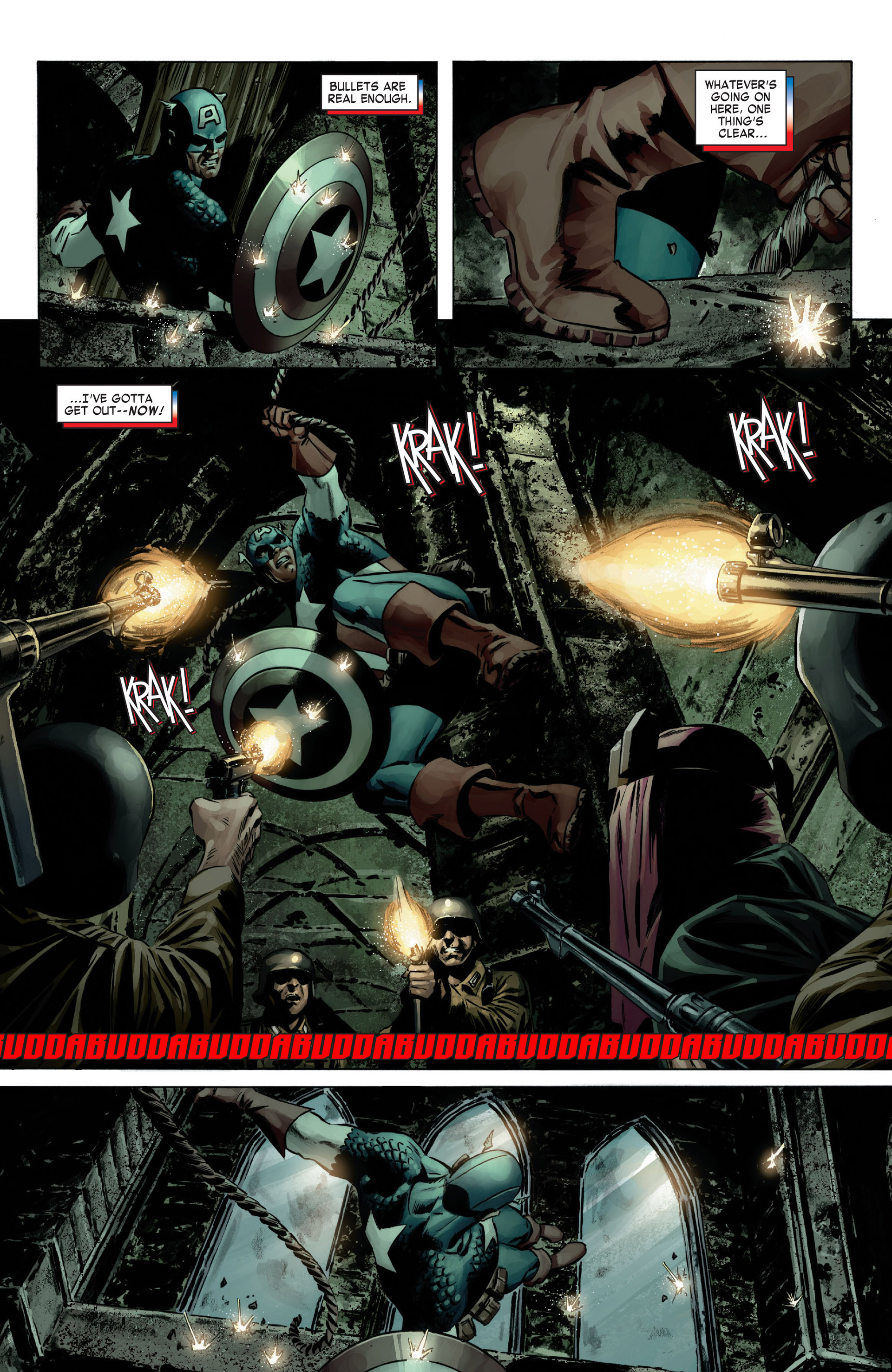 Captain America (2005) Issue #6 #6 - English 9