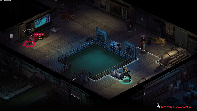 Shadowrun Dragonfall Screenshot 4