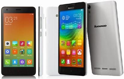 Harga Hp Lenvo A6000 dan Xiaomi Redmi 2 Terbaru Mei 2015