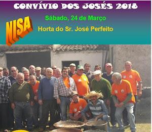 NISA: CONVÍVIO DOS JOSÉS 2018
