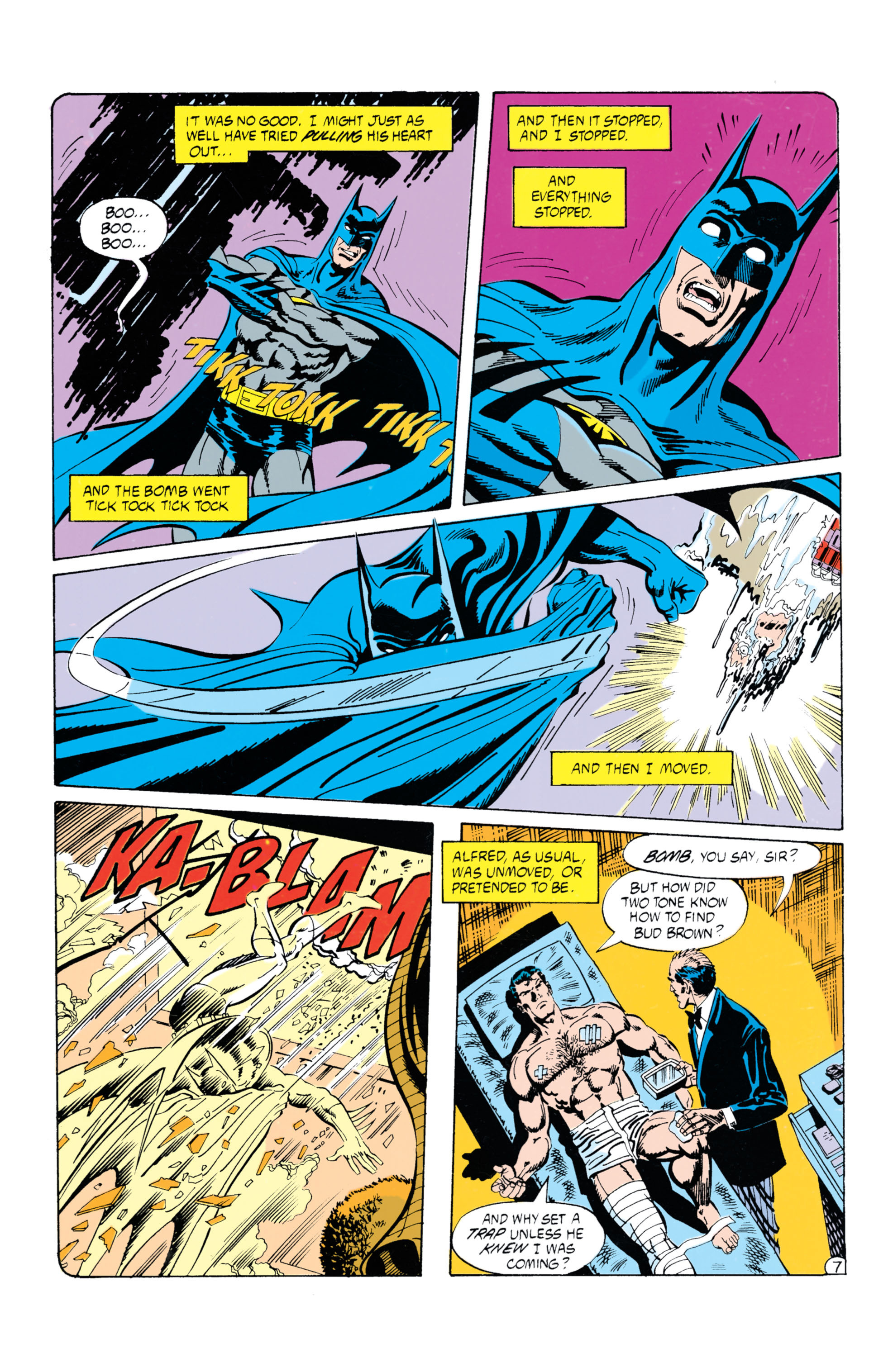 Detective Comics (1937) Issue #630 Page 8
