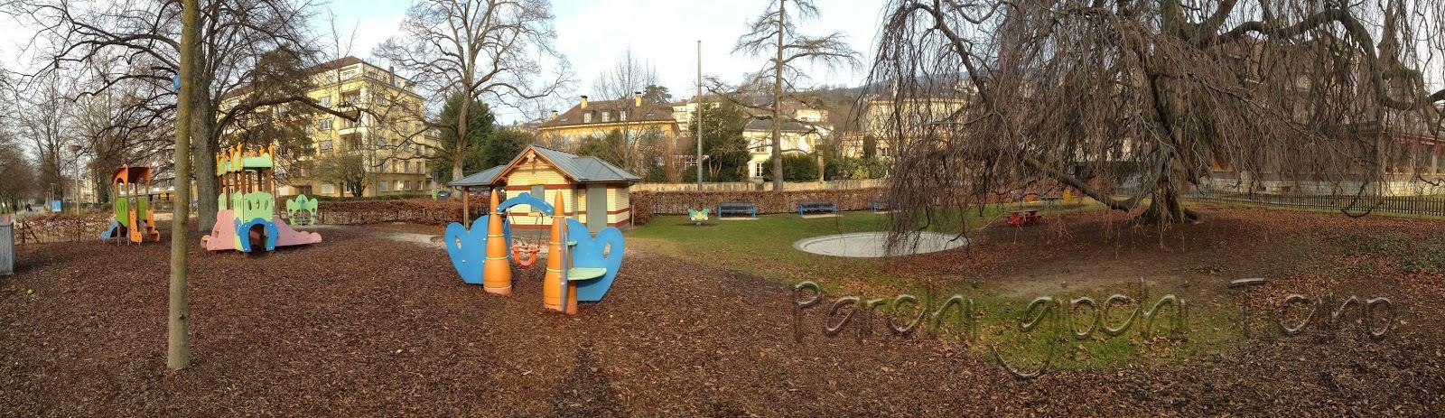 Parco giochi jardin anglais neuch tel for Jardin anglais neuchatel