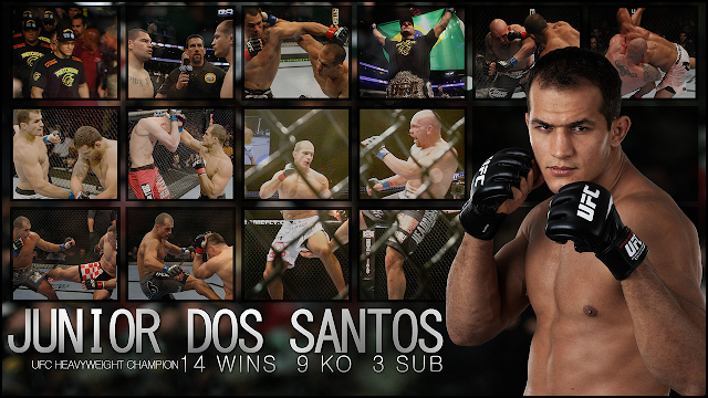 ufc mma fighter junior dos santos wallpaper image picture