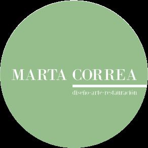 MARTA CORREA  diseño - arte - restauración