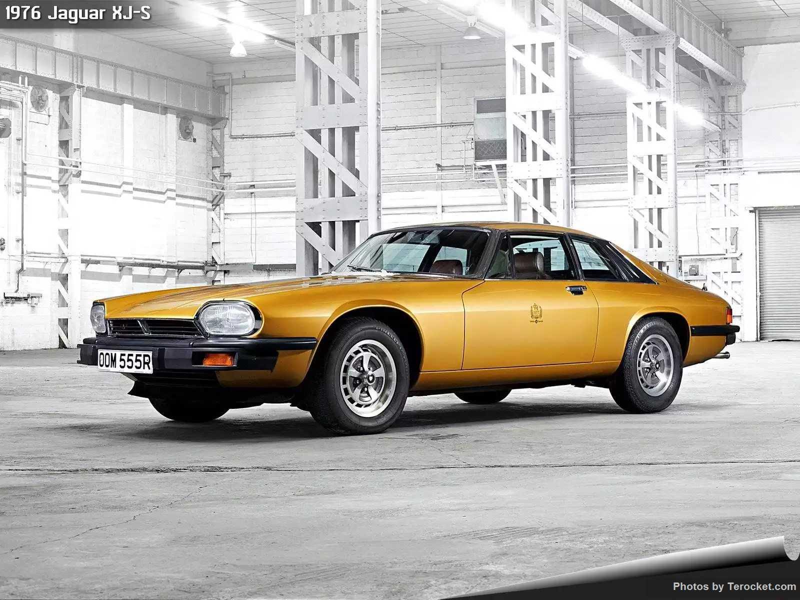 Hình ảnh xe ô tô Jaguar XJ-S 1976 & nội ngoại thất