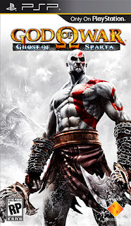 God of War: Ghost of Sparta PSP GAME