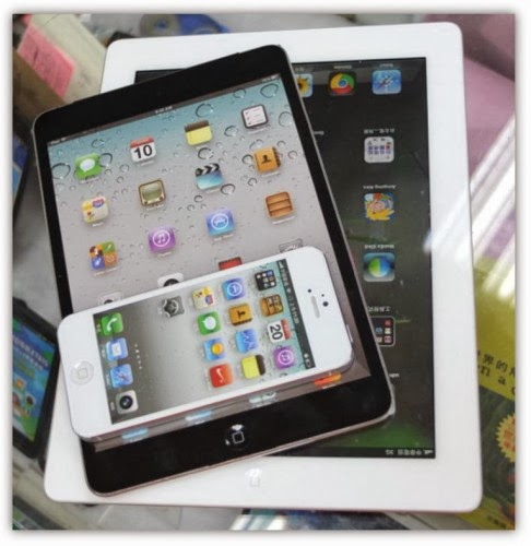 iPhone - iPad