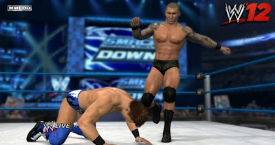 WWE 2012: Best wrestling game ever WWE%202012%20pc%20game